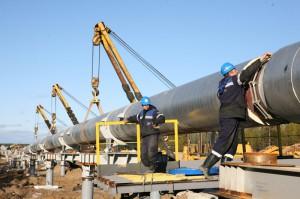 На месторождении в Атырау произошел разрыв нефтепровода Фото с сайта www.sibnefteprovod.ru