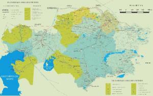 Новости Атырау - В Атырау обсудят Генеральную схему Казахстана Фото с сайта www.infokart.ru