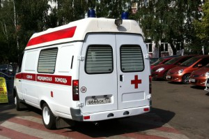 Актобе. Пьяный полицейский совершил смертельную аварию Фото с сайта pikabu.ru