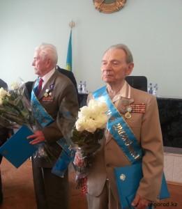 В Уральске выбрали почетных граждан poshet