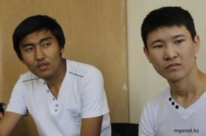 Студенты ЗКГУ: «Нам не дают знаний» studenty
