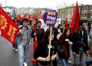 Турецкие профсоюзы объявили забастовку turetskie-profsoyuzyi