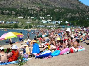В Атырау открылся пляжный сезон Фото с сайта wikimedia.org