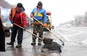 Минтранском РК проверит все латки на казахстанских дорогах Иллюстративное фото с сайта www.like.ua
