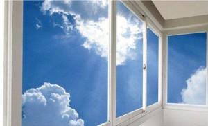 Ученые изобрели окно, пропускающее воздух, но не шум Фото telegrafist.org