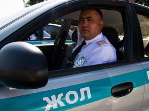 Дорожные полицейские должны ездить на быстрых авто Фото auto.lafa.kz