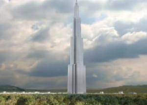 В Китае строят самый высокий в мире небоскреб Фото 24.kz