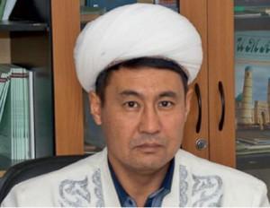 Верховный муфтий привез в Восточный Казахстан волосок с бороды пророка Мухаммеда