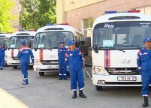 Новости - Придорожные спасательные пункты РК пополнились реанимобилями Фото 24 KZ