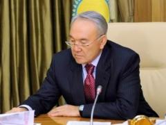 Назарбаев поручил усилить защиту прав граждан и представителей МСБ фото с сайта akorda.kz