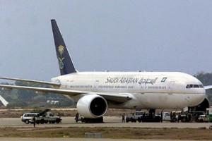 Из саудовского самолета выгнали слишком благочестивых пассажиров Фото: Karim Sahib / AFP