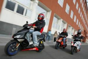 Новости - В Казахстане планируют ужесточить требования к водителям скутеров Фото auto.gazeta.kz