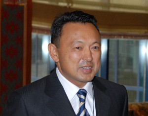 Сауат Мынбаев возглавил АО «НК «КазМунайГаз» Фото с сайта yk-news.kz