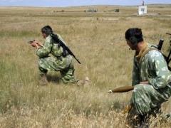 Новости - Вооруженные силы Казахстана проводят соревнования разведгрупп Фото  Today.kz