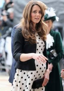 Новости - Герцогиню Кембриджскую Кейт привезли на роды Фото dailymail.co.uk