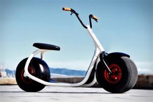 Инновационный скутер Scrooser Фото auto.gazeta.kz