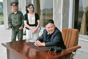 Новости - Ким Чен Ын оценил интервью иностранным СМИ в миллион долларов Ким Чен Ын Фото: KCNA / Reuters