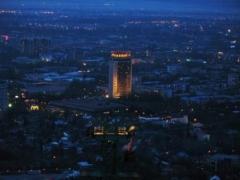 Новости - Алматы признан самым дорогим городом в СНГ для российских туристов фото с сайта myfoto.kz