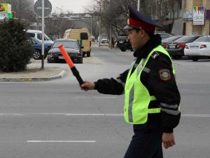 В Астане объединят строевые подразделения патрульной и дорожной полиции Фото astana.kz