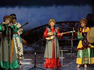 Уникальный фестиваль «Астана-Арқау» собрал и объединил древнейшую музыку тюркских народов Фото с сайта astana.kz