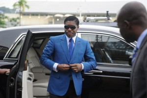 Суперкары сына президента Экваториальной Гвинеи продали на аукционе Теодорин Обианг Фото: Jerome Leroy / AFP