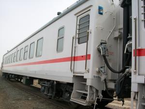С Астаны до Павлодара будет курсировать новый скоростной пригородный поезд «Астана - Павлодар» Фото с сайта astana.kz
