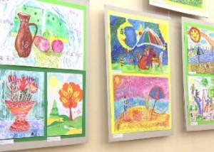 Новости - В Караганде прошла выставка детского экспериментального творчества Фото 24.kz