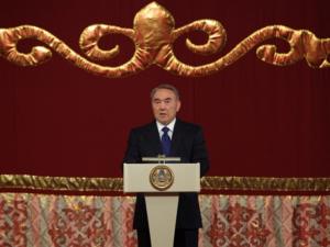 Астана - это первый успешно реализованный стратегический замысел нашей страны - Н.Назарбаев Фото с сайта astana.kz