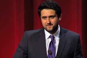Приз армянского кинофестиваля получил азербайджанский режиссер Эльмар Иманов Кадр: видео Youtube