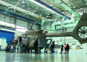 Вертолет нового поколения презентовали в Астане Фото 24.kz
