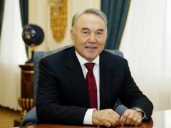 Назарбаев поздравил Альберта ІІ с передачей власти в Бельгии фото с сайта akorda.kz