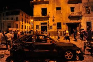 Из ливийской тюрьмы сбежала тысяча заключенных Фото: Esam Al-Fetori / Reuters