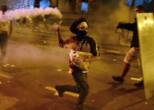 Новости - В Бразилии прошла акция протеста против визита Папы Римского Фото 24.kz