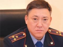 Сменился начальник ДВД на транспорте МВД Республики Казахстан фото с сайта dvdt.kz