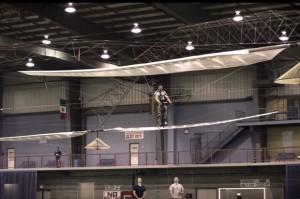 Канадская компания AeroVelo сконструировала вертолет на мускульной тяге Фото wired.co.uk