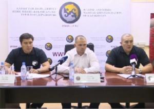 Новости - Смешанное боевое единоборство признано официальным видом спорта в РК Фото 24.kz