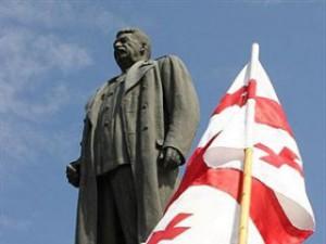 В Грузии восстановят памятник Сталину Фото ukranews.com