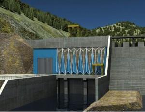 В ВКО впервые после развала СССР начнется строительство гидроэлектростанции Фото YK-news.kz