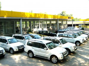 Новости - В РК наблюдается значительный рост продаж новых авто Фото abscars.kz