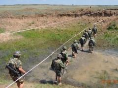 Казахстанцы стали победителями международных соревнований разведывательных групп спецназа фото с сайта МО РК