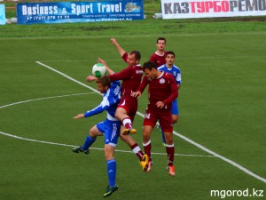 В Уральске вход на футбол отныне будет платным MG61