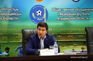 Новости Атырау - В Атырау создадут женскую команду по футболу chingiz_mukan2