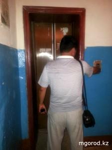 В Уральске массово отключают лифты mgorod.kz