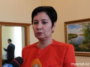 В Уральск прибыла советник президента Казахстана Гульнара АБДЫКАЛИКОВА, фото mgorod.kz