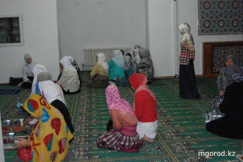 Знакомства с мусульманками астаны