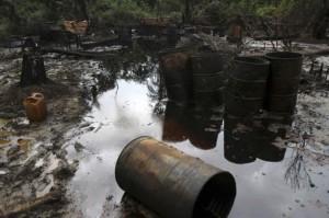В Актобе на трассе Покровка - Жанажол пресечена кража нефти Иллюстративное фото с сайта www.smilepost.ru