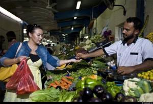 Местная сельхозпродукция пользуется спросом у атыраусцев Иллюстративное фото с сайта www.voxpopuli.kz