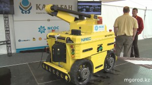 Контролировать производство на Кашагане будет робот robot