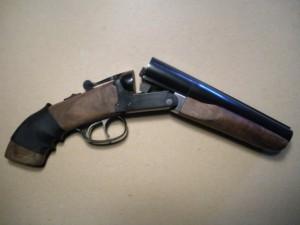 В Шалкаре парень ранил троих из обреза Иллюстративное фото с сайта topguns.ru