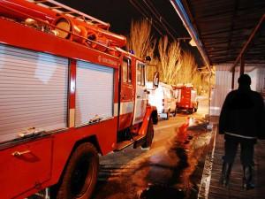 Актобе. 70 человек эвакуировано из-за пожара в пятиэтажке Иллюстративное фото с сайта zadira.org